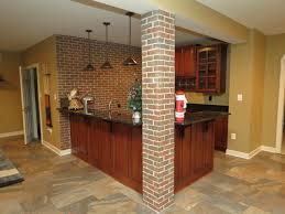 basement tile flooring. Basement Remodel With New Bar And Ceramic Tile Floor Traditional-basement Flooring