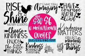 It should be everything you need for your next project. 1 Inspiration Quote Svg Bundle Designs Graphics