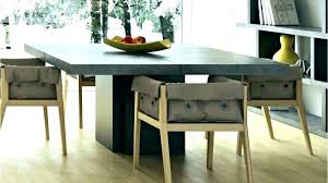 round concrete dining table outdoor perth tables melbourne stone concrete top outdoor dining table diy decorating
