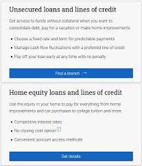 bb t bank personal loans lines of