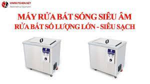 Cấu tạo và nguyên lý hoạt động chung của máy rửa bát siêu âm | by Định  Nguyễn