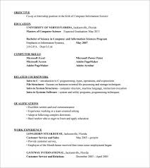 Hvac Resume Objective 19 17 Sample Samples Mechanical Engineer Examples  Format Download Pdf