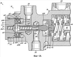 двойной силовой клапан с <b>интегрированным устройством</b> ...