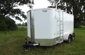 6x12 tandem axle tornado series cargo trailer triple a trailerstriple a trailers