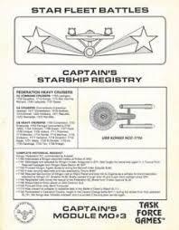 Star Fleet Battles Master Ship Chart Details About Task Force Sfb Captains Master Ship Chart Sc Vg