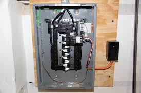 100amp basement subpanel doityourself com community forums Wiring A Homeline Service Panel Wiring A Homeline Service Panel #18 Electrical Wiring Main Service Panel