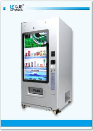 Touch Screen Vending Machines Gorgeous LV48Y48G Touch Screen Vending Machine Suppliers China Factory