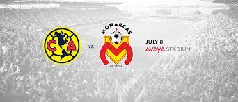 NEWS: Avaya Stadium to Host Club America vs. Monarcas Morelia ...