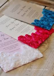 craftaholics anonymous® 10 tips for making diy wedding invitations Handmade Wedding Invitations Ideas And Tips how to make handmade wedding invitations Homemade Wedding Invitations