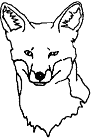 Small Picture The pictures for Fox Face Coloring Pages