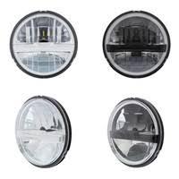 kenworth w900 headlights raney s truck parts 5 3 4 round led headlight 8 high power leds