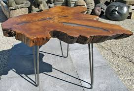 coffee tables made from tree trunks 10980poster.JPG