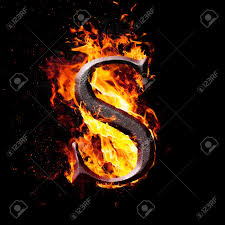 s p 500 historical charts letters and symbols in fire letter s stock photo picture and