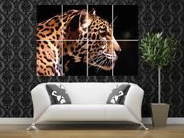 cheetah print wall decor art design idea and decors ideas brown decals cheetah print wall with leopard print bedroom accessories