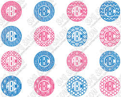 Monogram Patterns
