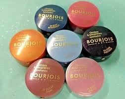 <b>Bourjois OMBRE A PAUPIERES</b> EYESHADOW Baked Blendable ...