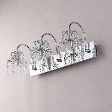 excellent chrome bathroom light fixtures minimalist home office for chrome bathroom light fixtures set