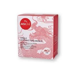 Aculine Copper Handle <b>Needle</b> (<b>200 needles</b> with guide tube ...