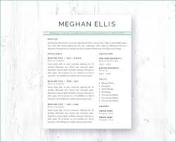 Good Resume Templates Custom Good Resume Words Best Of Free Resume Templates For Word From Free
