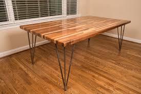 butcher block table tops chopping block table oak butcher block table