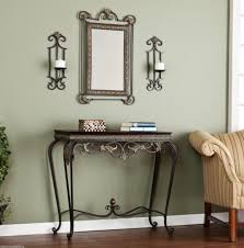 entryway table and mirror. Entryway Table And Mirror Set Console Intended For