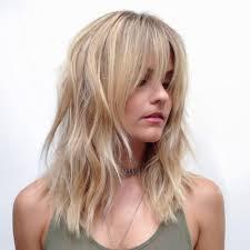 medium length hairstyles for fine hair