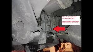 Citroen 1.4 vaihteistoöljyn vaihto / gearbox oil change - YouTube