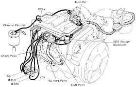 toyota t engine diagram toyota wiring diagrams
