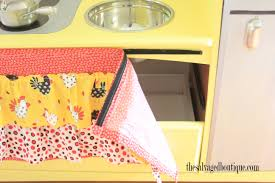 Upcycled Kitchen Upcycled Sunny Kids Play Kitchen The Salvaged Boutique