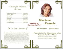 Funeral Service Templates Word Amazing Obituary Template Word Free Download Microsoft Publisher Gocreatorco
