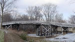 Local bridge added to historic register