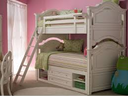 High Quality Twin Size Over Twin Size. Ladder Sets Up Left Or Right Side. Shown With