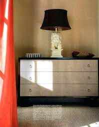 foo dog lamps image via house beautiful