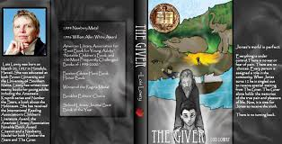 the giver book cover by aquascale