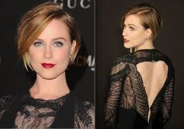 best short haircuts by face shape a great short cut for a square round