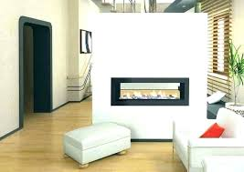 three sided gas fireplace s 3 s