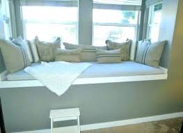 Window seat with storage Cushion Bay Lineaartnet Bay Window Bench Diy Bay Window Seat Bay Window Seat Bay Window