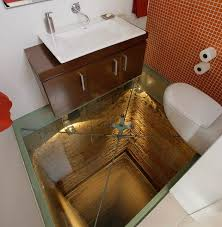 Image unique bathroom Bathroom Ideas Glassbottombathroom Tripadvisor Unique Bathrooms Around The World Neptune Plumbing