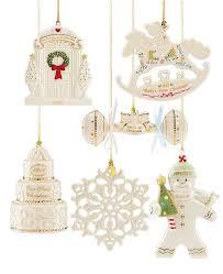 Annual Ornaments Lenox 2018 Annual Ornaments All Holiday Lane Home Macys