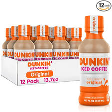 View the top 5 dunkin iced coffee bottles of 2021. Amazon Com Dunkin Donuts Iced Coffee Original 13 7 Fluid Ounce Pack Of 12 Grocery Gourmet Food