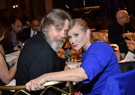 carrie fisher 2014 star wars. Perfect Fisher Mark Hamill And Carrie Fisher Attend The Midnight Missionu0027s 100 Year  Anniversary Golden Heart Gala Held Inside 2014 Star Wars 4