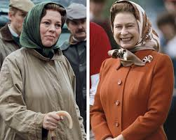 She is known to favor simplicity in court alternative titles: See The Cast Of The Crown Vs The People They Play In Real Life