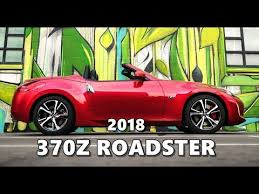 2018 nissan z roadster. wonderful nissan 2018 nissan 370z roadster  driving walkaround interior intended nissan z roadster