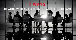 7 Ways To Work With An Executive Search Consultant | Kinetic