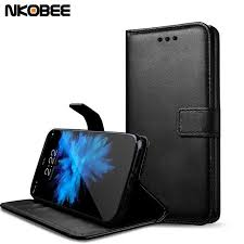 nkobee whole for cover iphone 8 case leather flip phone case for iphone 8 plus wallet