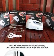 Máy đánh trứng cầm tay cao cấp công nghệ mới 7 cấp độ - Máy đánh trứng mini  Masidi đa năng nhào bột trộn bột đánh kem dùng pin tiện lợi tốt