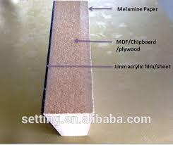 mirror effect furniture. mirror effect 1mm acrylic sheet faced mdf plywood for furniture or cabinet r