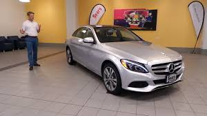 Review - The All New 2015 Mercedes Benz C-Class C300 Sport ...