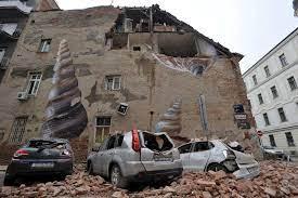 Starke erdbeben können häuser und bauten zerstören. Nach Dem Erdbeben In Kroatien Wie Sich Betroffene In Zagreb Im Stich Gelassen Fuhlen Panorama Gesellschaft Tagesspiegel