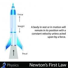 Laws Of Motion Examples Newtons 1st Law Of Motion The Law Of Interia
